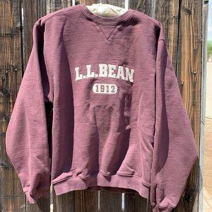 Vintage L.L.Bean Pullover Sweatshirt